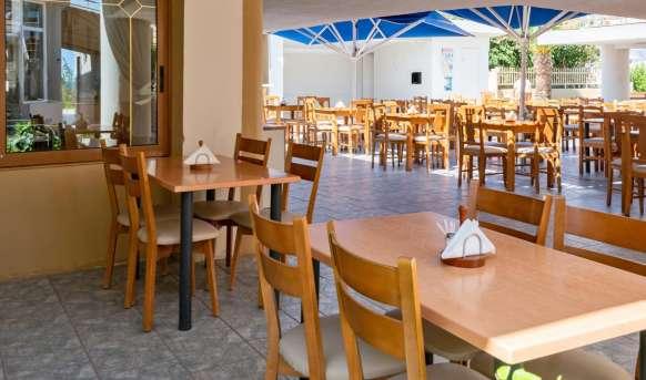 Kavros Beach - Yassou Kriti - restauracja