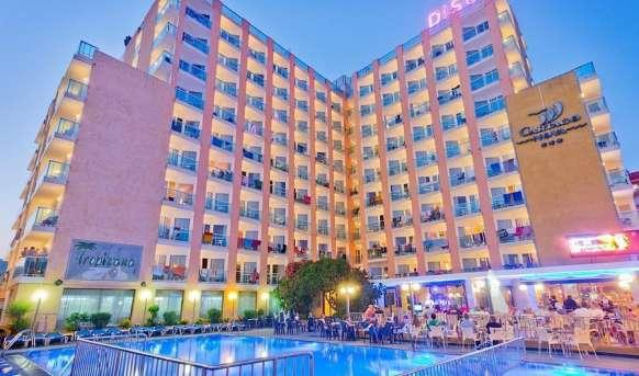 H- Top Cartagonova - hotel