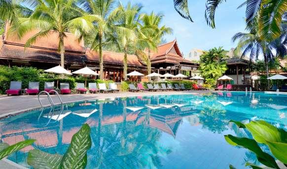 Khaolak Bhandari Resort & Spa Tajlandia, Wybrzeże Andamańskie, Takuapa