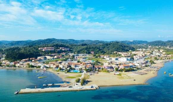 Panorama Sidari