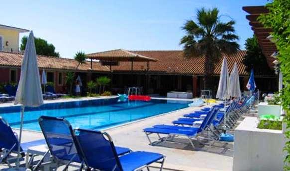 Summertime - hotel