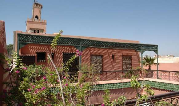 Riad Yamsara Maroko, Marrakesz