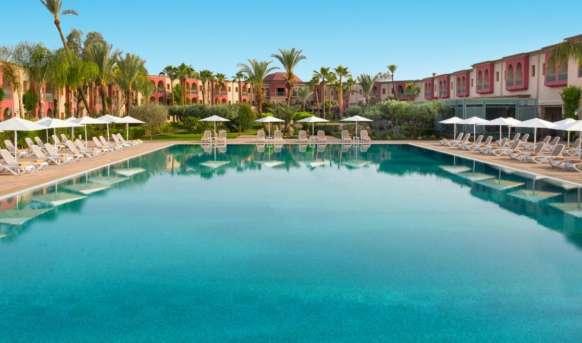 Club Eldorador Palmeraie Maroko, Marrakesz