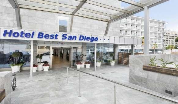 Best San Diego Hiszpania, Costa Dorada, Salou