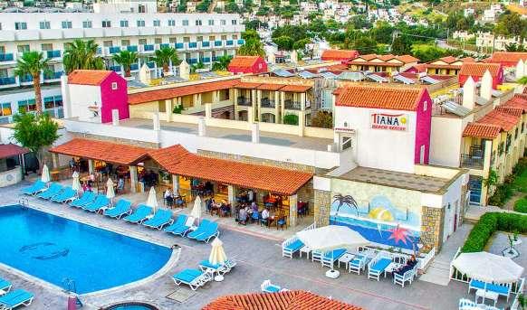 Tiana Beach (ex Serene Beach Resort)