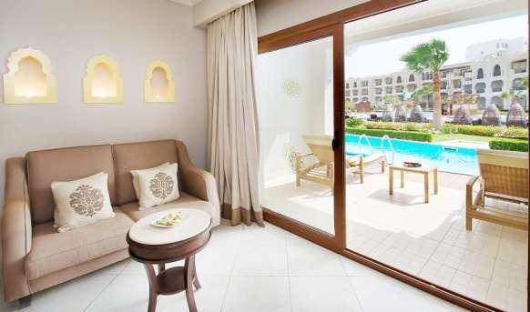 Sunrise Arabian Beach Resort - restauracja