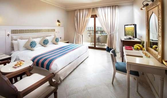 Sunrise Arabian Beach Resort - pokój