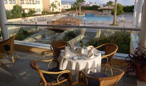 Panareti`s Coral Bay - restauracja