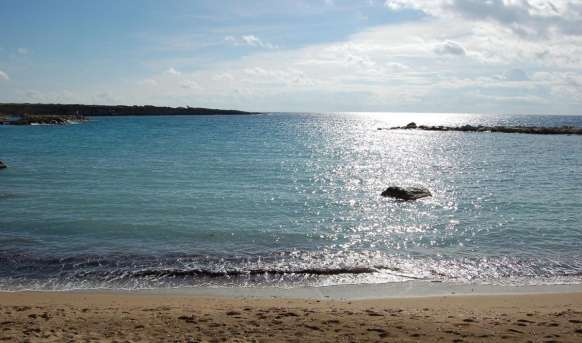 Panareti`s Coral Bay - plaża