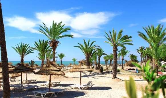 Karthago Tunezja, Djerba, Dżerba