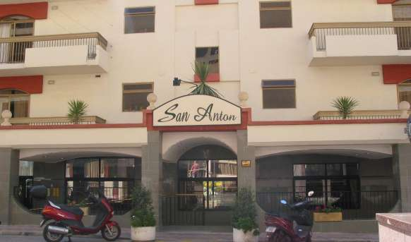 San Anton (Ex. Blue Sea) - hotel