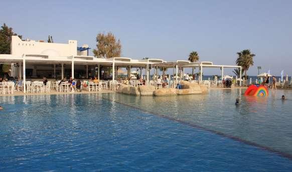 Callisto Holiday Village - plaża