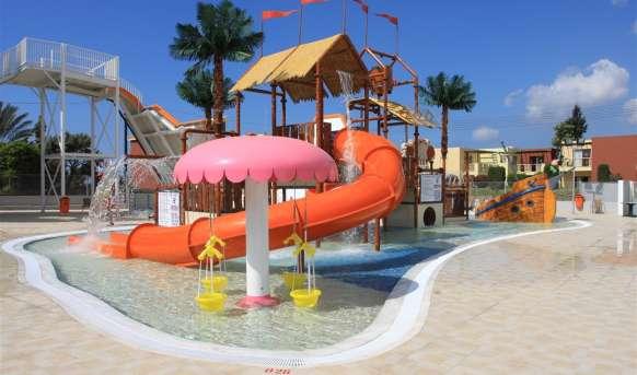 Callisto Holiday Village - atrakcje dla dzieci