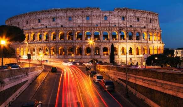 Rzym i okolice - Zwiedzanie + Wypoczynek Włochy, Wyc. objazdowe