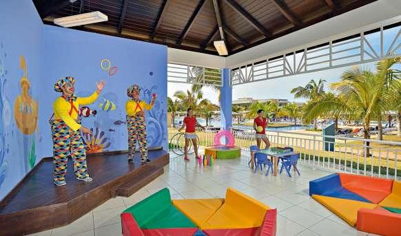 Melia Jardines del Rey - atrakcje dla dzieci