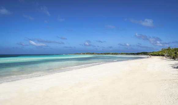Melia Jardines del Rey - plaża