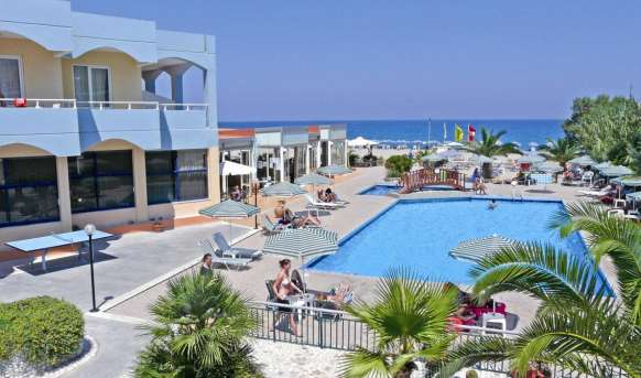 Kreta Adelianos Kampos Hotel Kathrin Beach