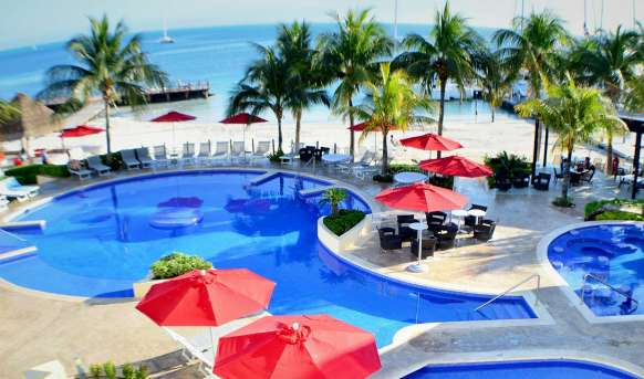 Cancun Bay Resort - basen