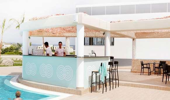 Evita Resort - pokój