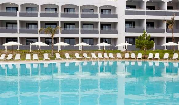 Evita Resort - restauracja