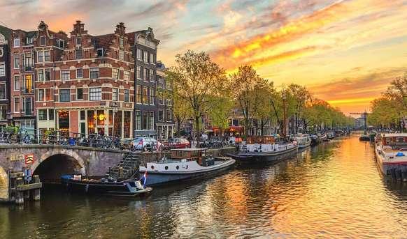 Kraje Beneluxu Comfort