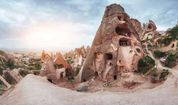 Fascynująca Kapadocja