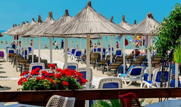 Albanian Star - plaża