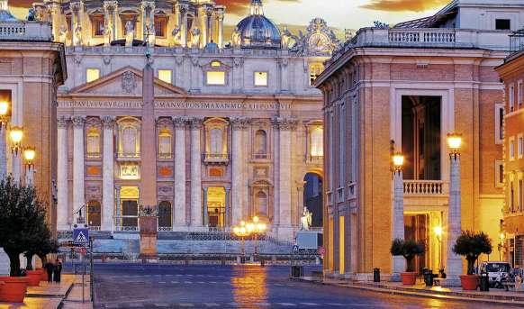 Roma - Vaticano - Doppio Italiano