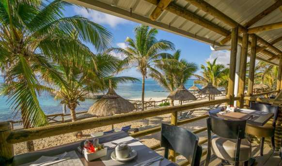Le Peninsula Bay Beach Resort - restauracja