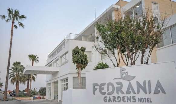 Fedrania Garden - basen