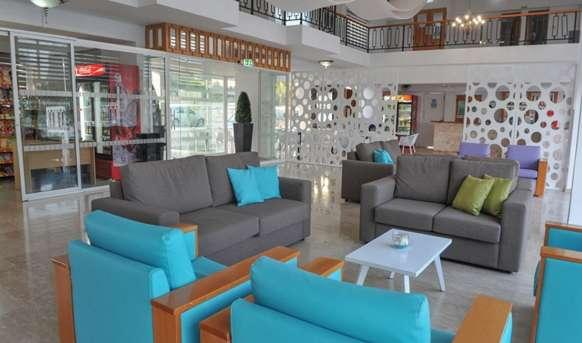 Fedrania Garden - hotel