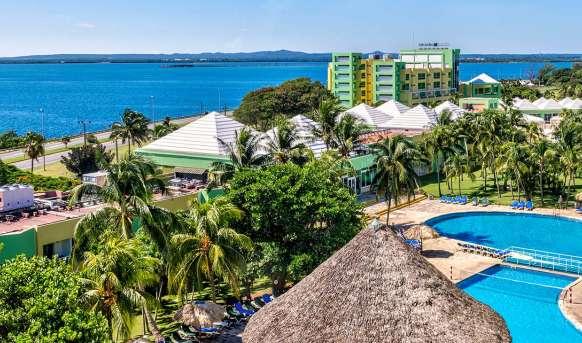 Gran Caribe Palma Real - basen