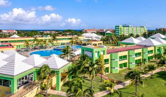 Gran Caribe Palma Real - pokój