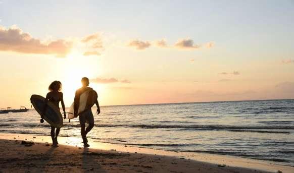 Tamarin by Veranda Resorts - plaża