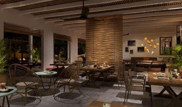 Tamarin by Veranda Resorts - restauracja