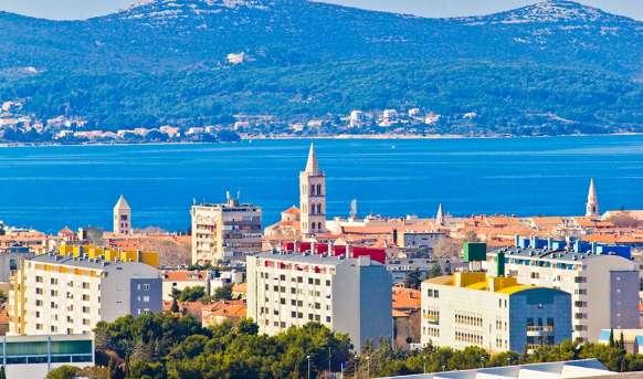 Porto (Zadar) Chorwacja, Dalmacja Północna, Zadar