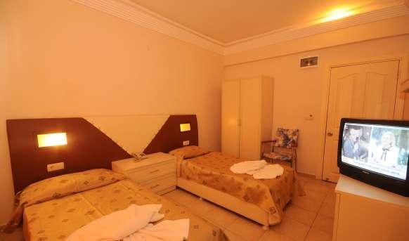 Emir Fosse Beach - pokój