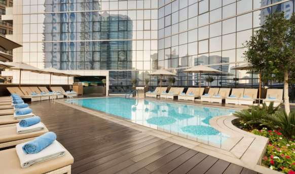 Tryp by Wyndham Barsha Heights Emiraty Arabskie, Dubaj