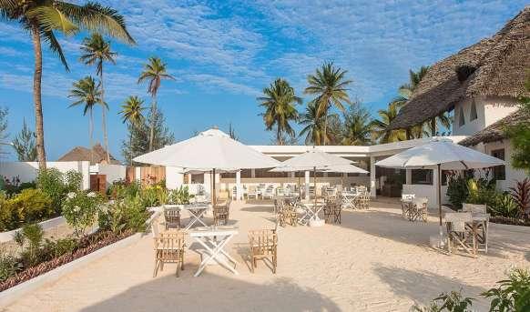 Dhow Inn Tanzania, Zanzibar, Paje