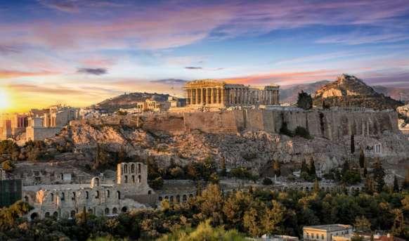 Śladami Greckich Bogów Grecja, Wyc. Objazdowe, Wyc. objazdowe