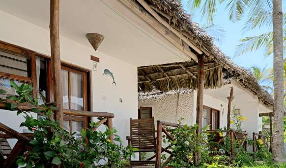 Sea View Lodge (Jambiani) - hotel