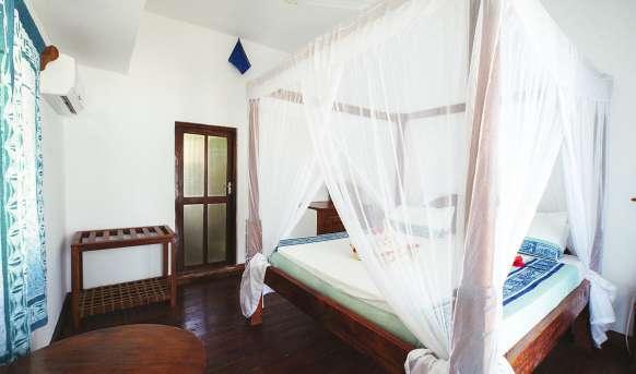 Sea View Lodge (Jambiani)