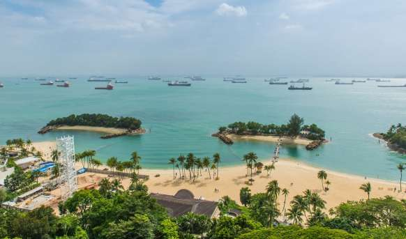 Tercet egzotyczny - Singapur, Malezja, Tajlandia