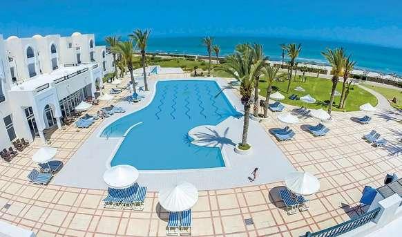 Al Jazira Beach - hotel