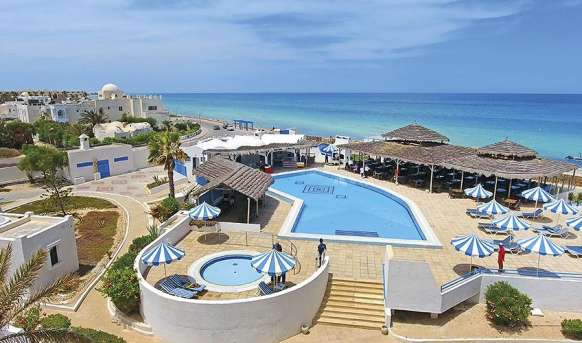 Al Jazira Beach - plaża