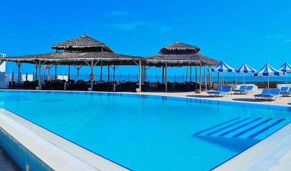 Al Jazira Beach - restauracja