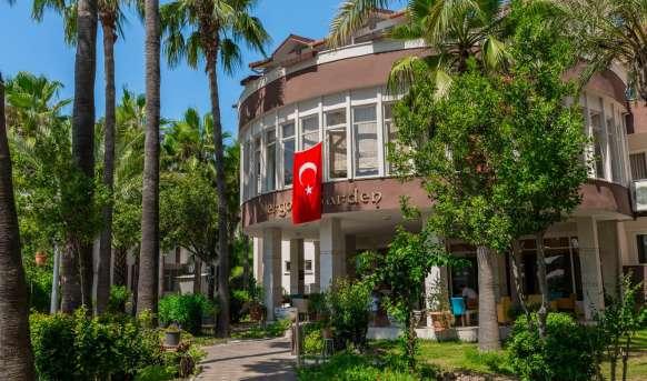 Nergos Garden Turcja, Side, Colakli