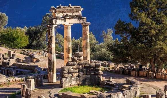 Wakacje po pięćdziesiątce - Starożytna Grecja Grecja, Wyc. objazdowe