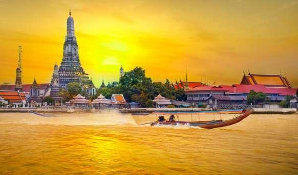 Bangkok i okolice z Koh Chang 4* Tajlandia, Wyc. objazdowe