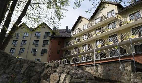 Krasicki Resort & Spa Polska, Sudety, Świeradów Zdrój